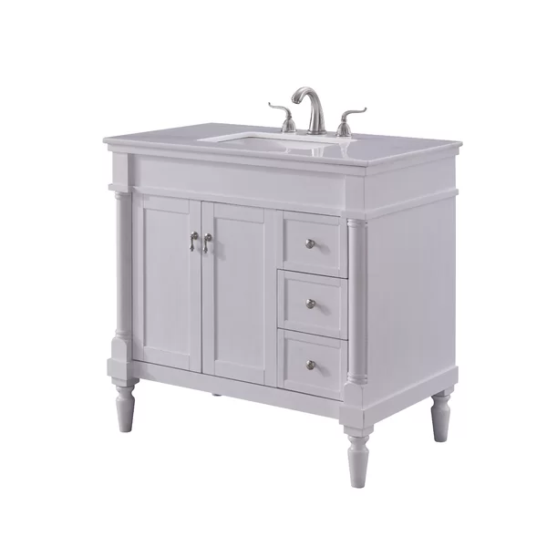 Deina 36 Single Bathroom Vanity Set Vanity Single Bathroom Vanity Bathroom Vanity