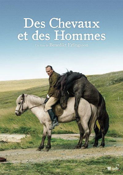 film à caractère sexuel le sexe de cheval