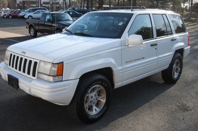 1997 Jeep Grand Cherokee Owners Manual One Of The Most