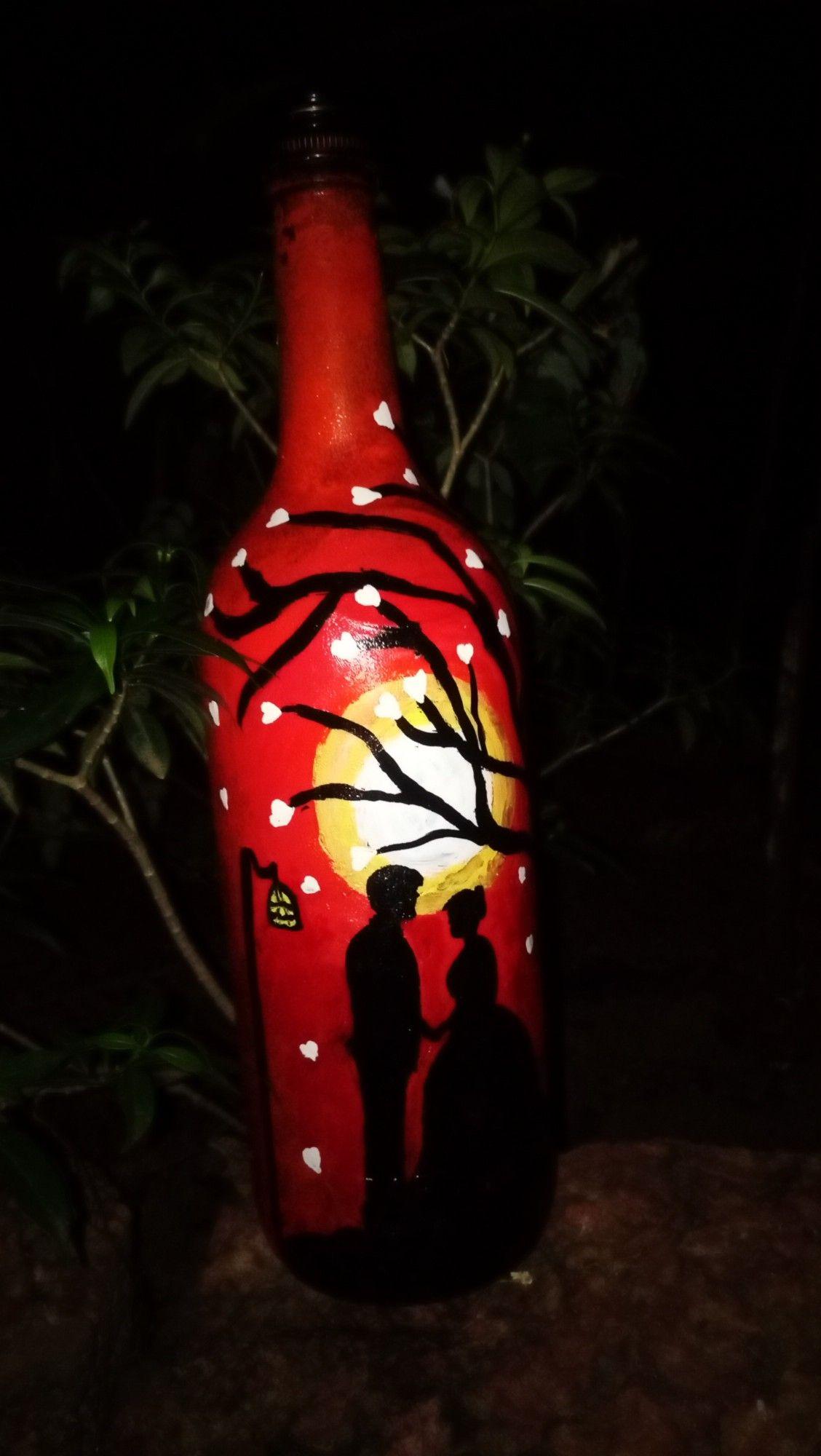 Bottil Art In 2020 Bottles Decoration Decor Art