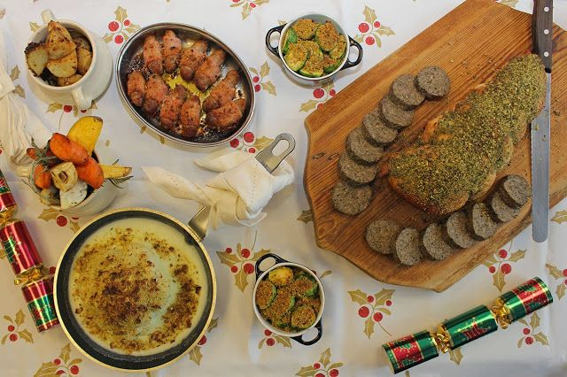 A Great British Butcher Christmas Dinner (with recipe!)