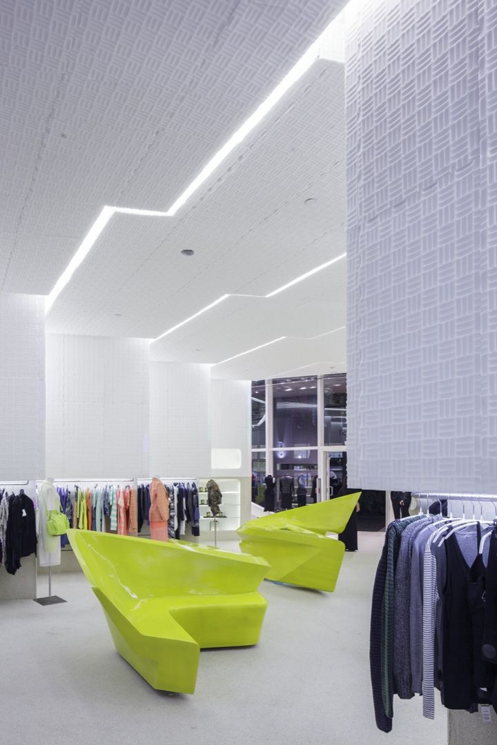 Alchemist Concept Store By Rene Gonzalez Architect Miami Florida Design