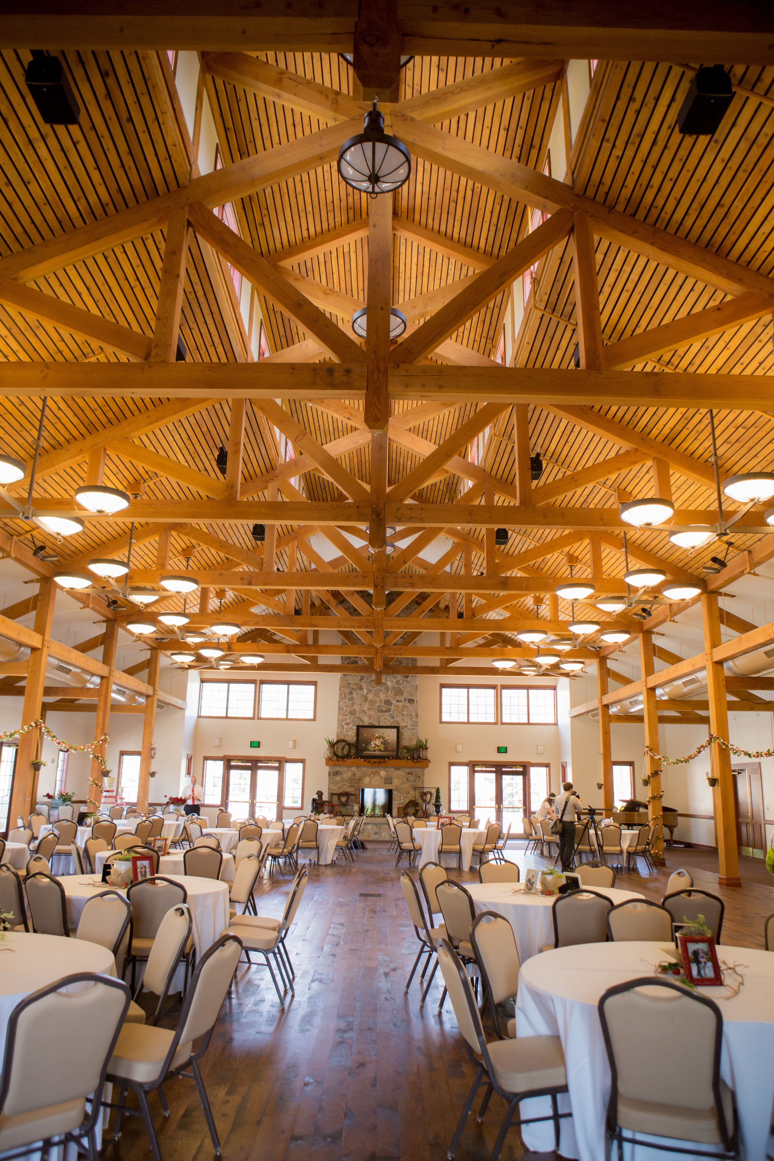 The Venue This Is The Place Heritage Park The Garden Place Mediterranean Wedding Ceiling Lights Venues