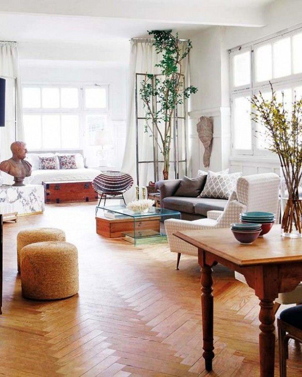 Studio étudiant : 12 idées déco pour petit appartement ...