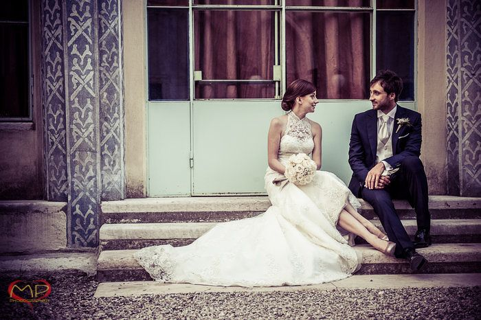 Wedding in Italy / Outdoors shooting