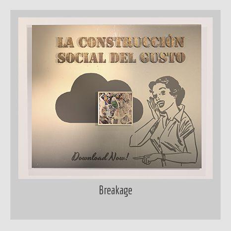 BREAKAGE.  YENY CASANUEVA Y ALEJANDRO GONZÁLEZ. PROYECTO PROCESUAL ART.