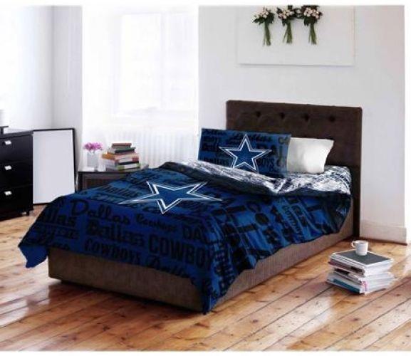 Dallas Cowboys NFL Comforter Set Bedding Comforter