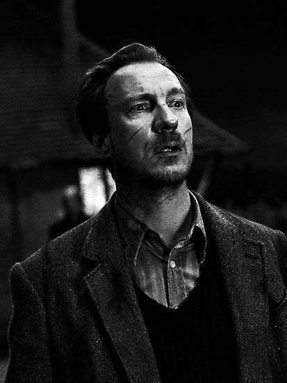 Professor Lupin By Abrahamsapi3n Harry Potter Pictures Lupin Harry Potter Harry Potter Actors