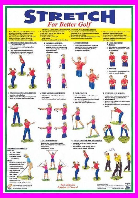 Exercises For Golfer – Improve Your Game With Golf Exercise | Womens Golf | Women Golf Attire | Wome...