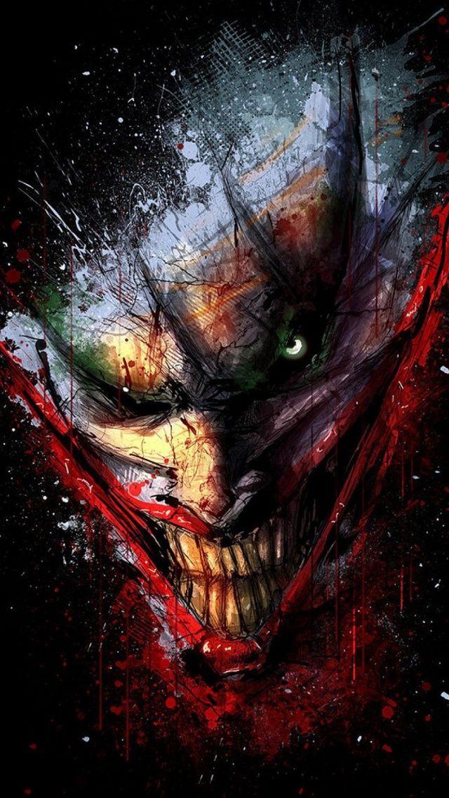 901 DC Comics Joker Art