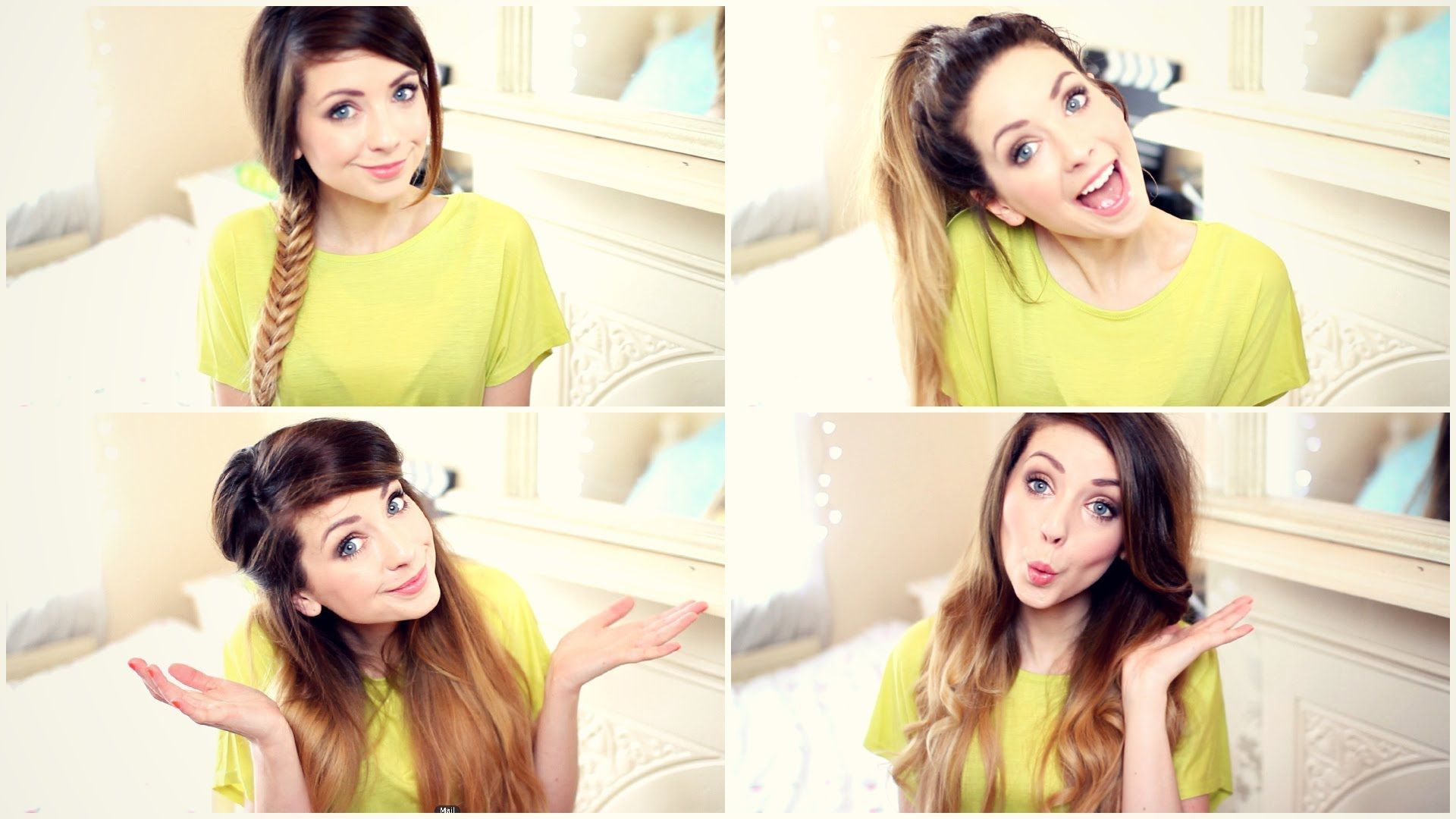 Hairstyles for long hair zoella hairstyles for long hair