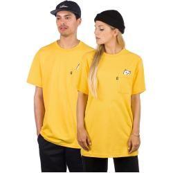 Photo of Rip N Dip Lord Nermal T-Shirt yellow Rip N Dip