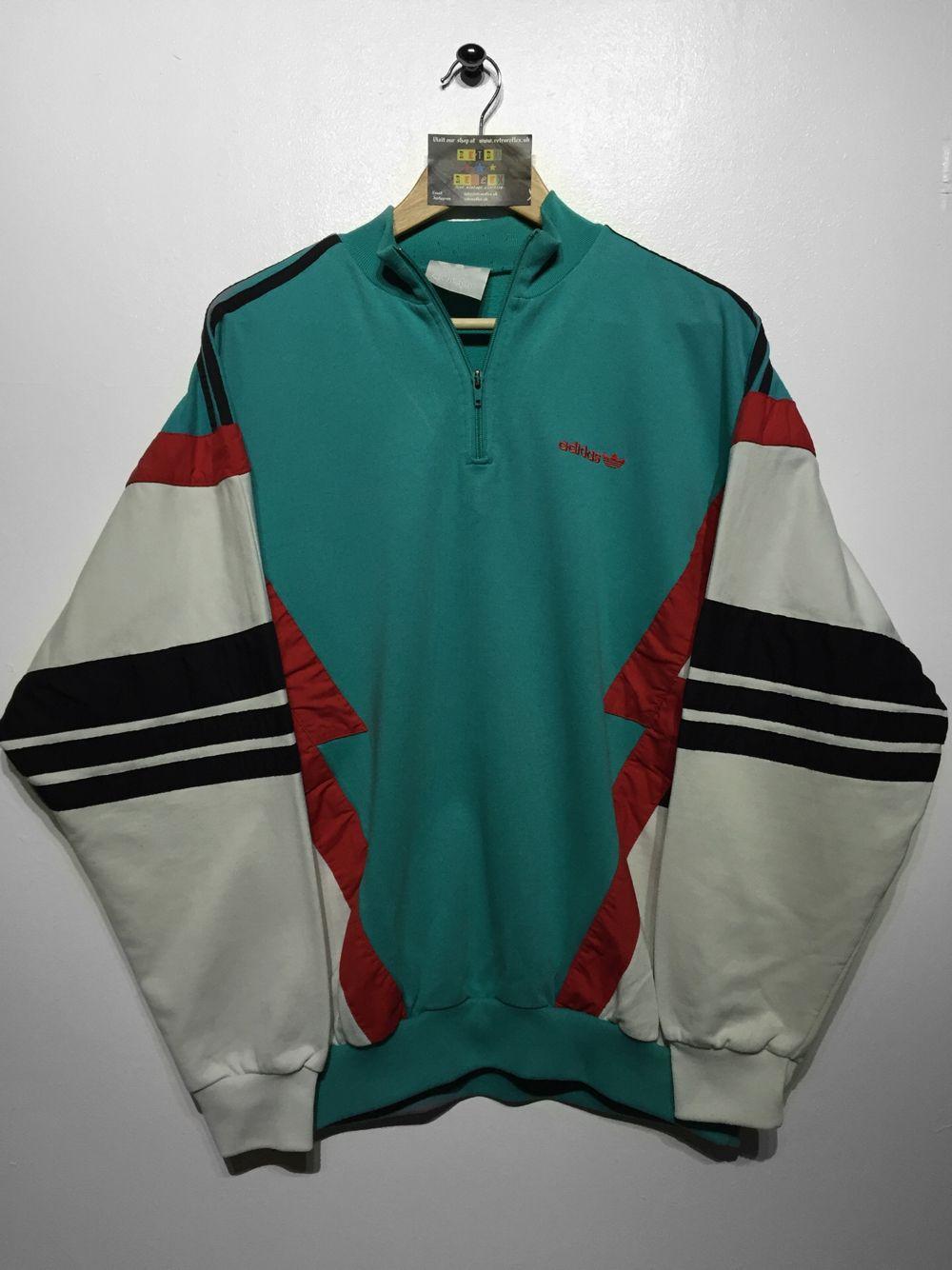 Adidas sweatshirt Size Large (but fits oversized) £36