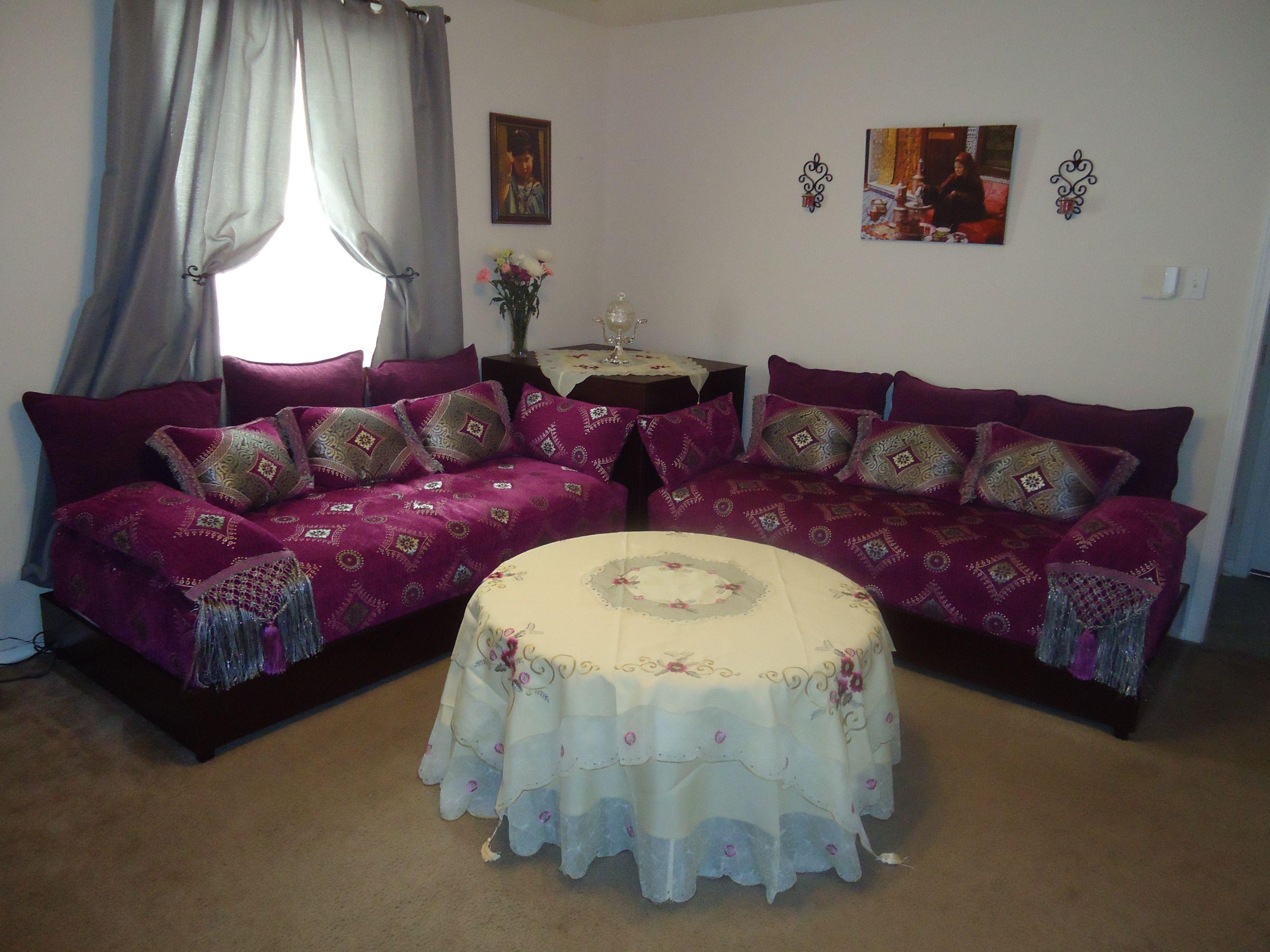My Diy Moroccan Living Room Mon Diy Petit Salon Marocain