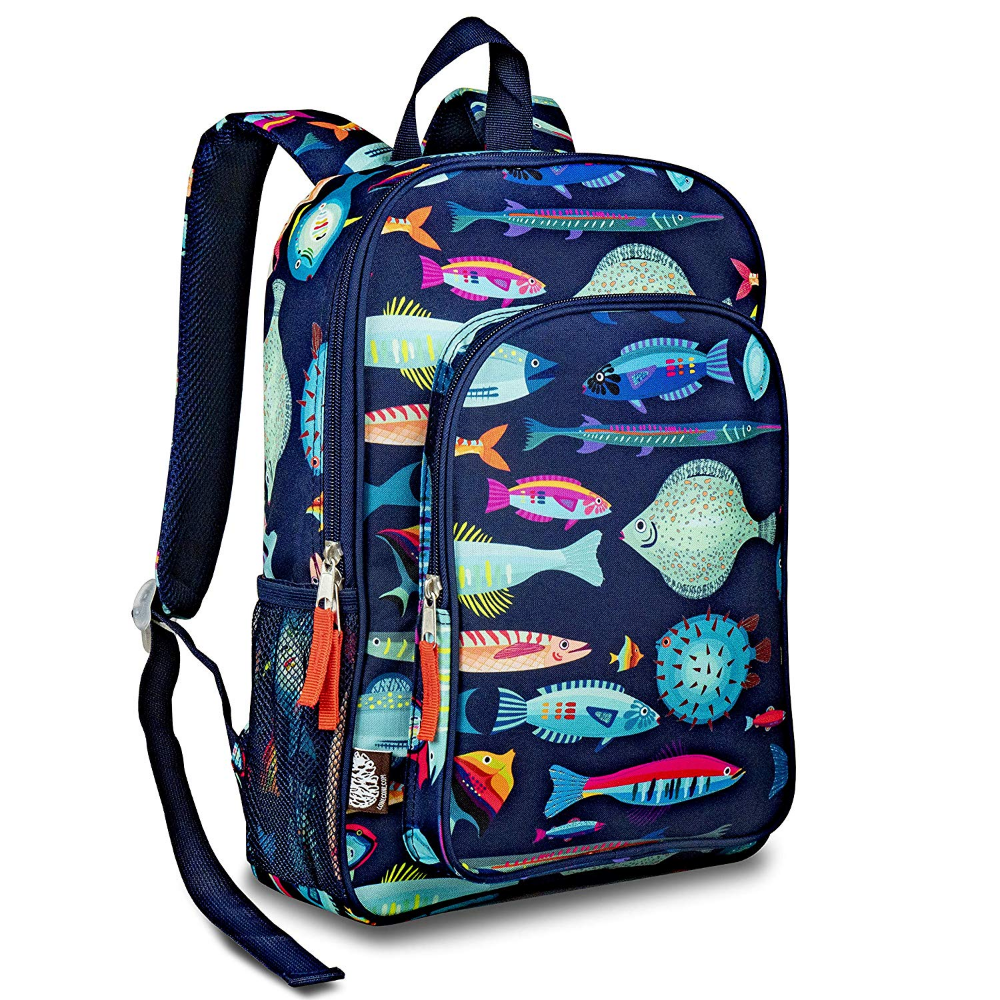 Sizes for Preschool Elementary /& Toddlers LONECONE Backpacks for Boys /& Girls