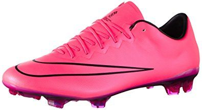 Nike Mercurial Vapor X FG Soccer Cleat (Hyper Pink) Review