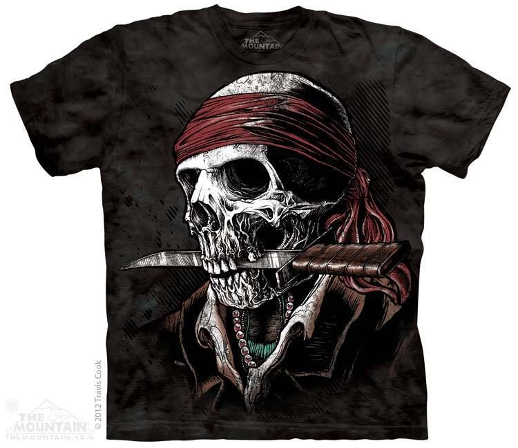 PRIKID - Undead Pirate T-Shirt, €37.00 (http://prikid.eu/undead-pirate-t-shirt/)