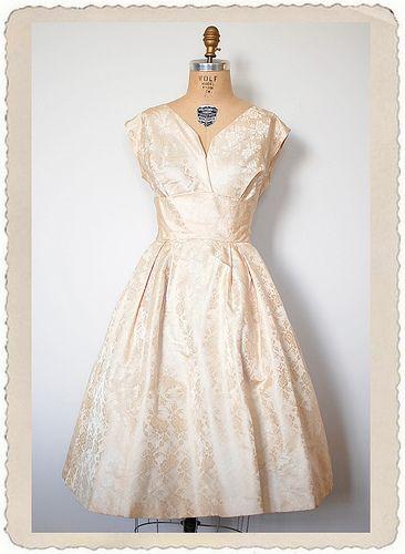 dress inspiration: vintage inspired