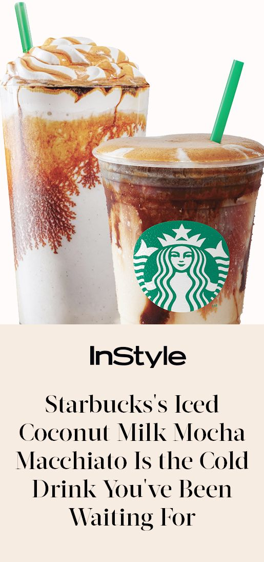 Starbucks Adds A New Dairy Free Iced Drink To Its Cold Bar Menu Dairy Free Starbucks Drinks Dairy Free Starbucks Vegan Starbucks Drinks