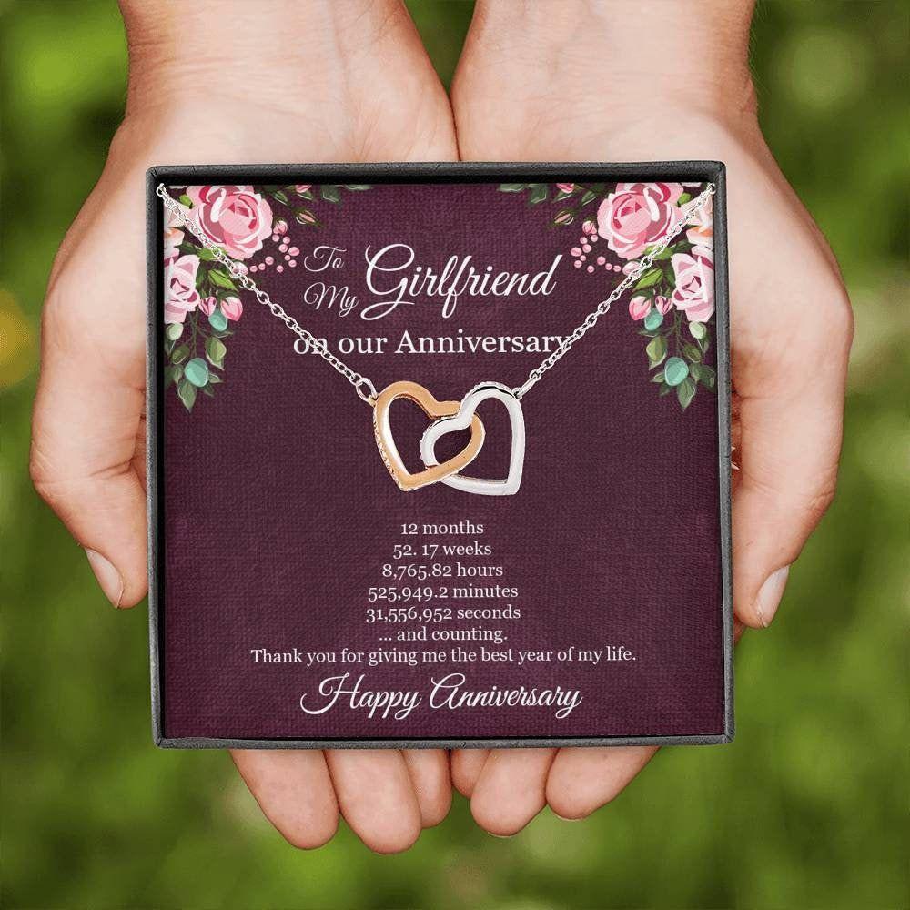 19++ Jewelry for one year anniversary girlfriend info