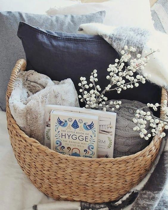 Cozy Winter Homedecor