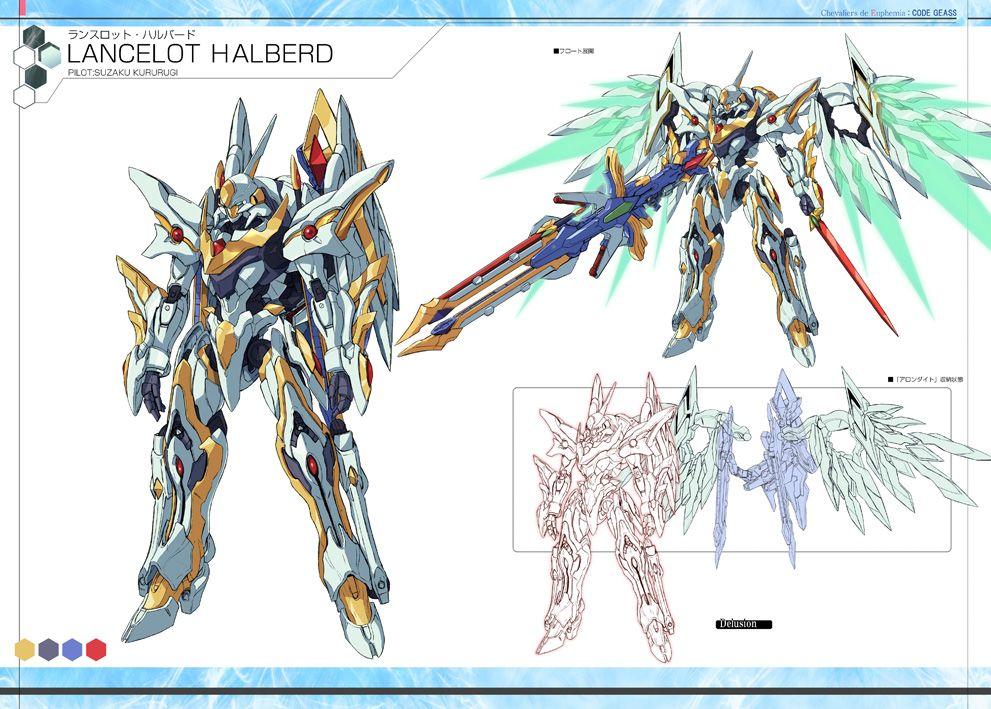 lancelot   Robots concept, Code geass wallpaper, Robot ...