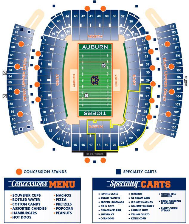 Auburn football stadium wareagle www rolltidewareagle com sports