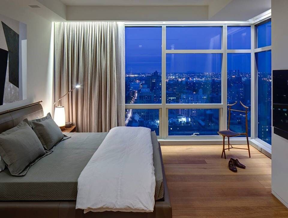 New York City apartment, architect Andre Kikoski