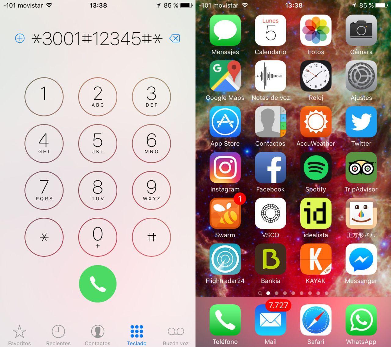 La cobertura de la telefonía móvil ha mejorado de una manera espectacular en los…