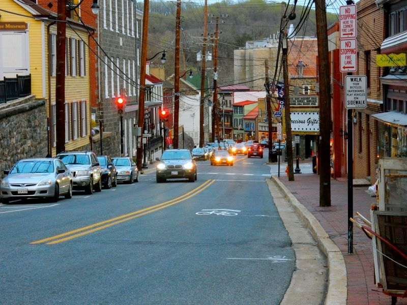 Ellicott City MD: Cool and Upcycled Mill Town | Main street, City ...