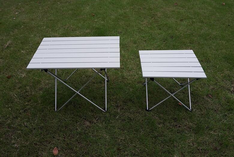 Multifunctionele Indoor Picknicktafel : Outdoor draagbare camping tafel aluminium klaptafel picknicktafel