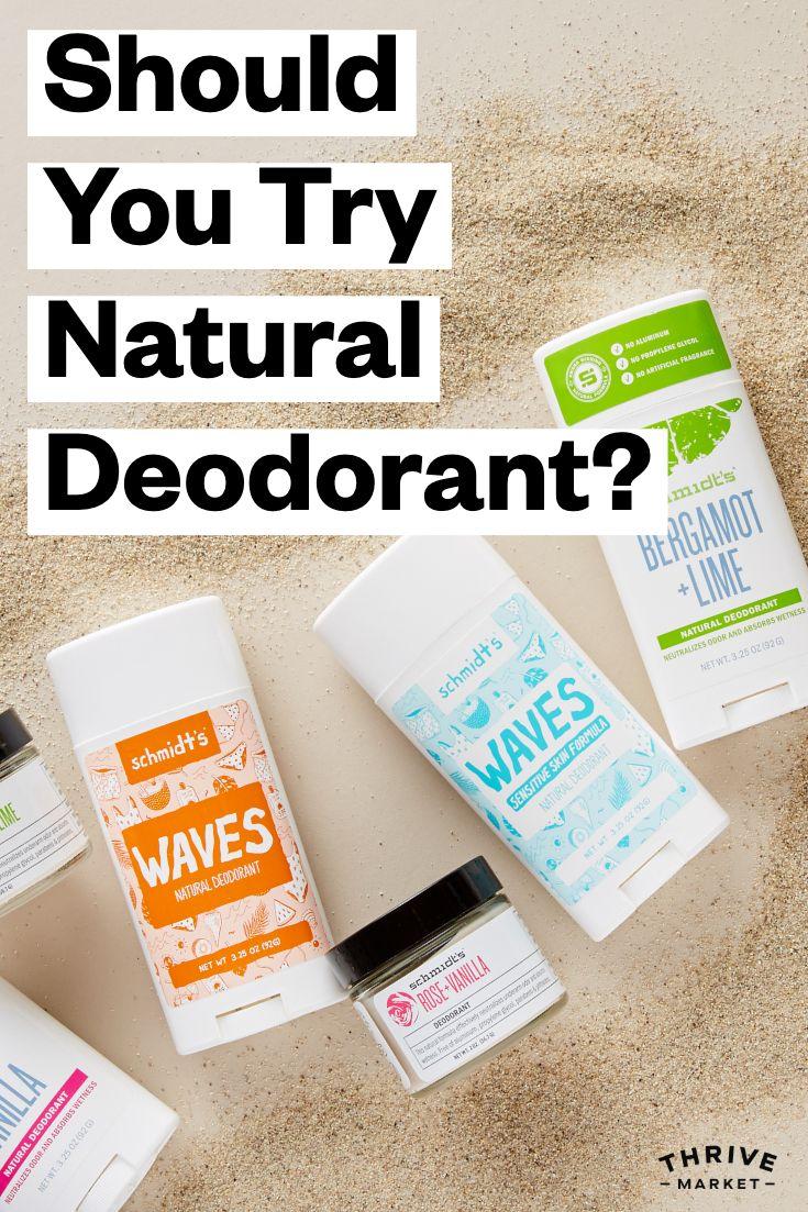 Why Use Natural Deodorant   Natural deodorant, Diy beauty ...