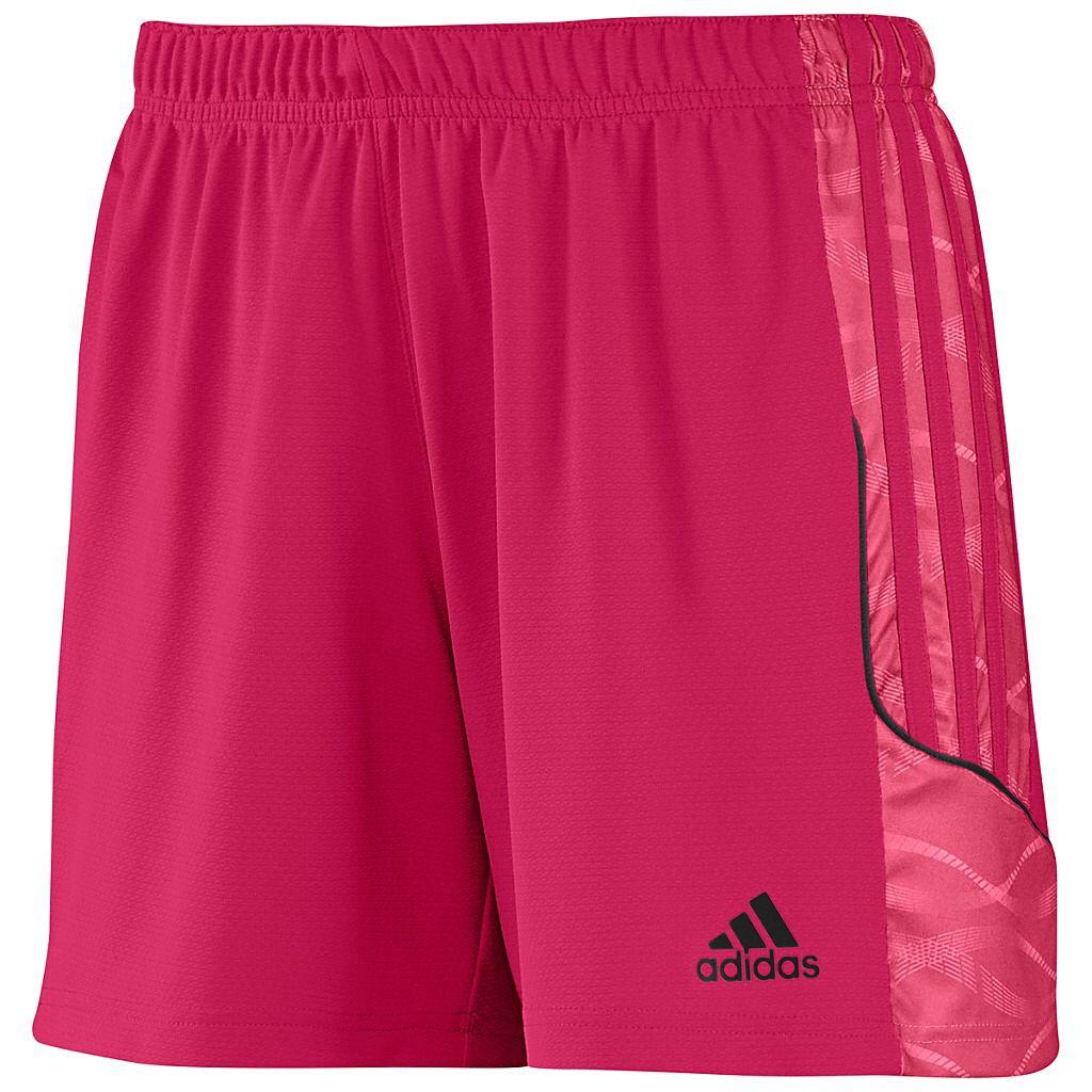 Hot-pink Adidas shorts | Soccer outfits, Soccer shorts