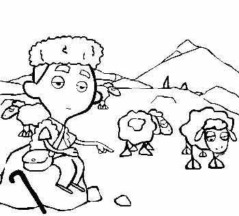 Infantil Mercedarias Pedro Y El Lobo Cuento Animado