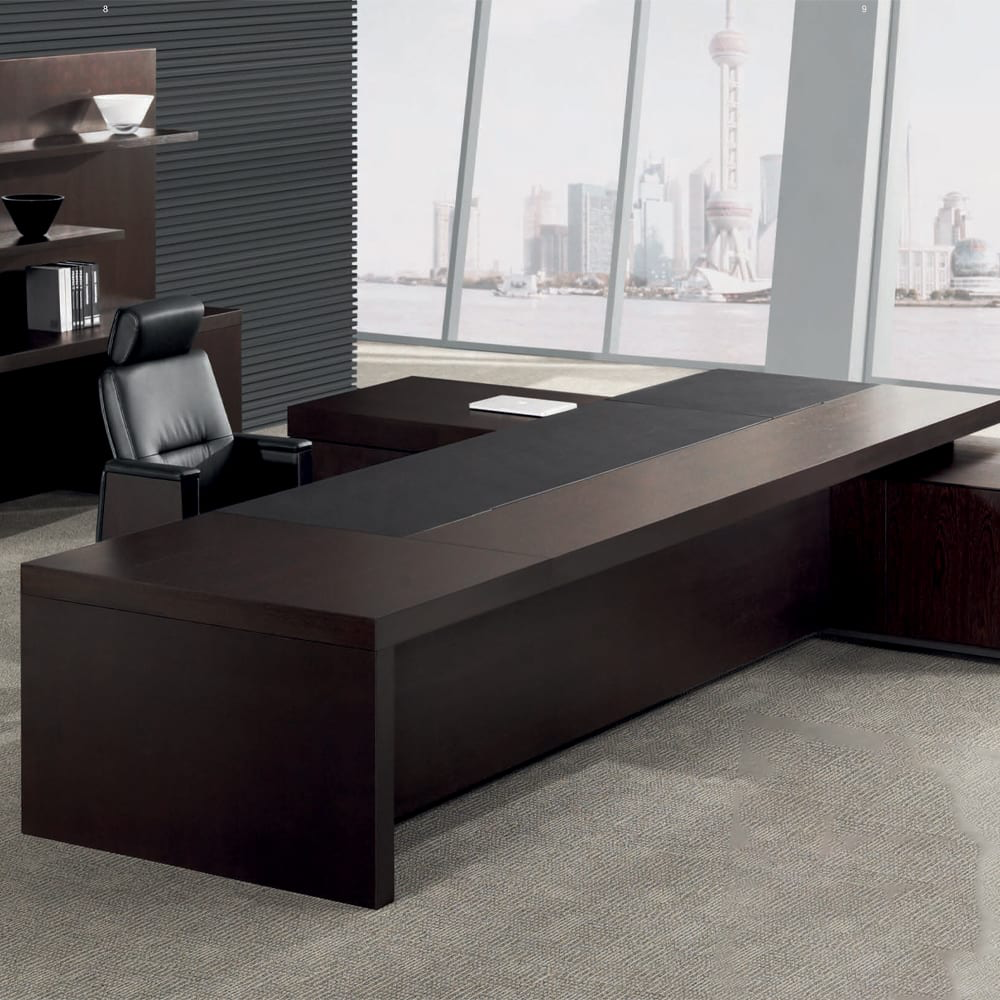 Photo of Leading Executive Desk | Arnold's Office Furniture