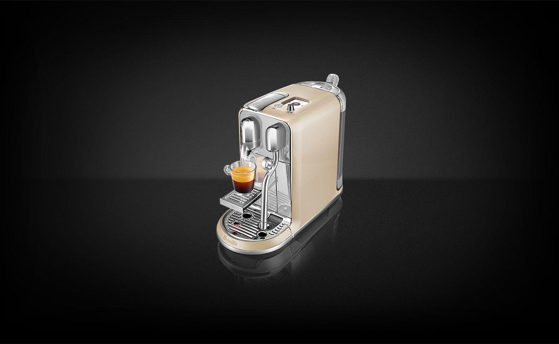 Discover nespressos smallest machine with essenza mini