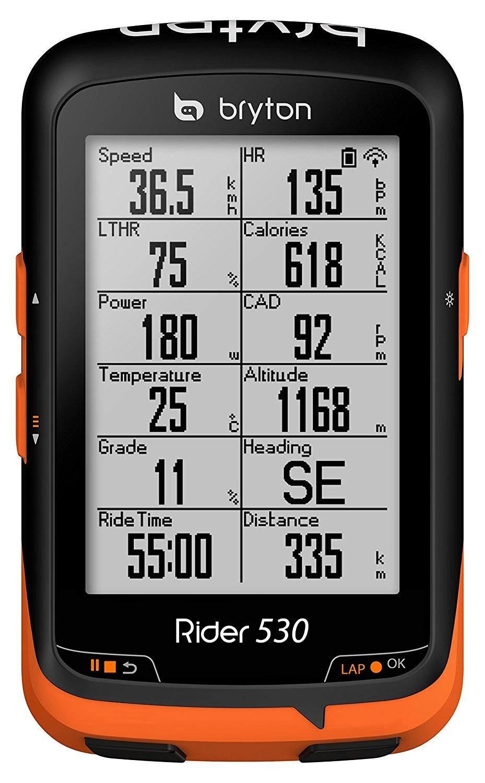 60f4a6360fd4 Oferta ciclocomputador GPS Bryton Rider 530E por solo 139