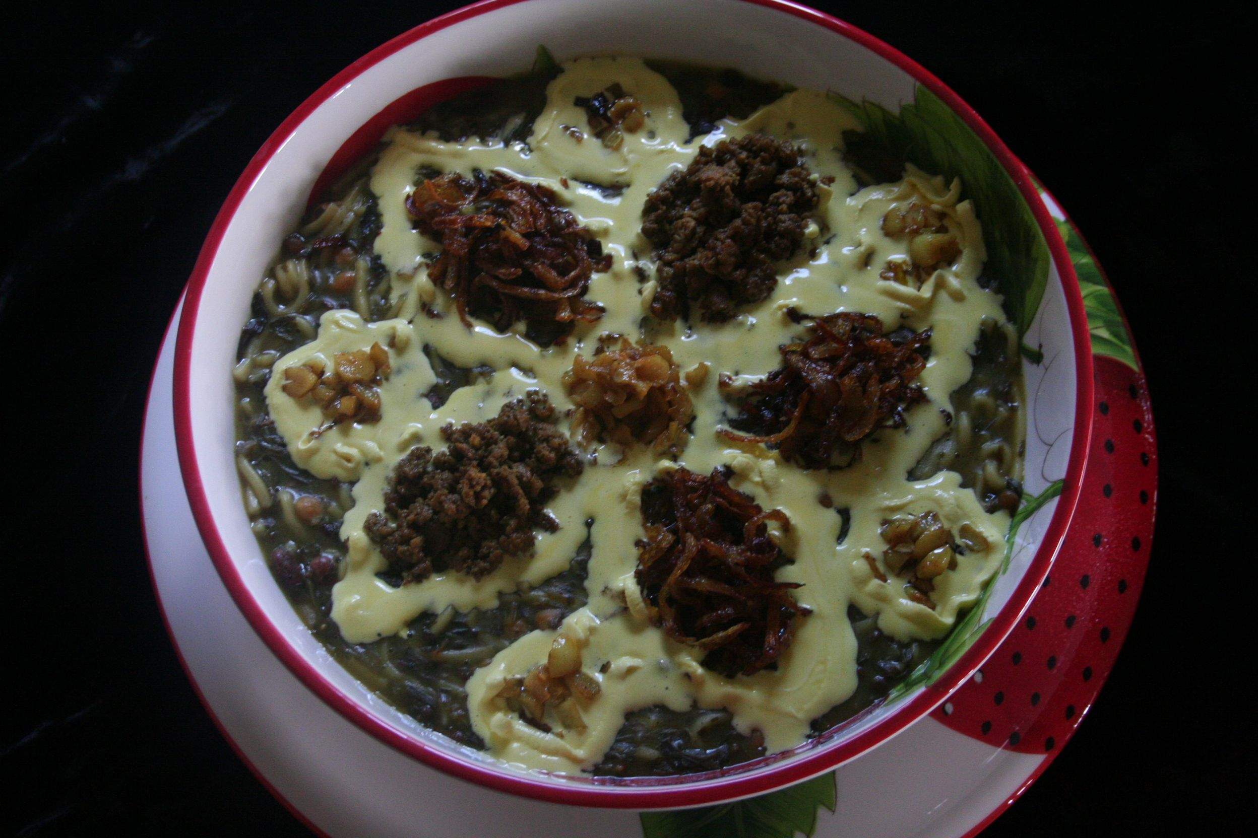 Ashe reshteh iranian noodle pottage for this and more delicious ashe reshteh iranian noodle pottage for this and more delicious recipes go to https forumfinder Gallery