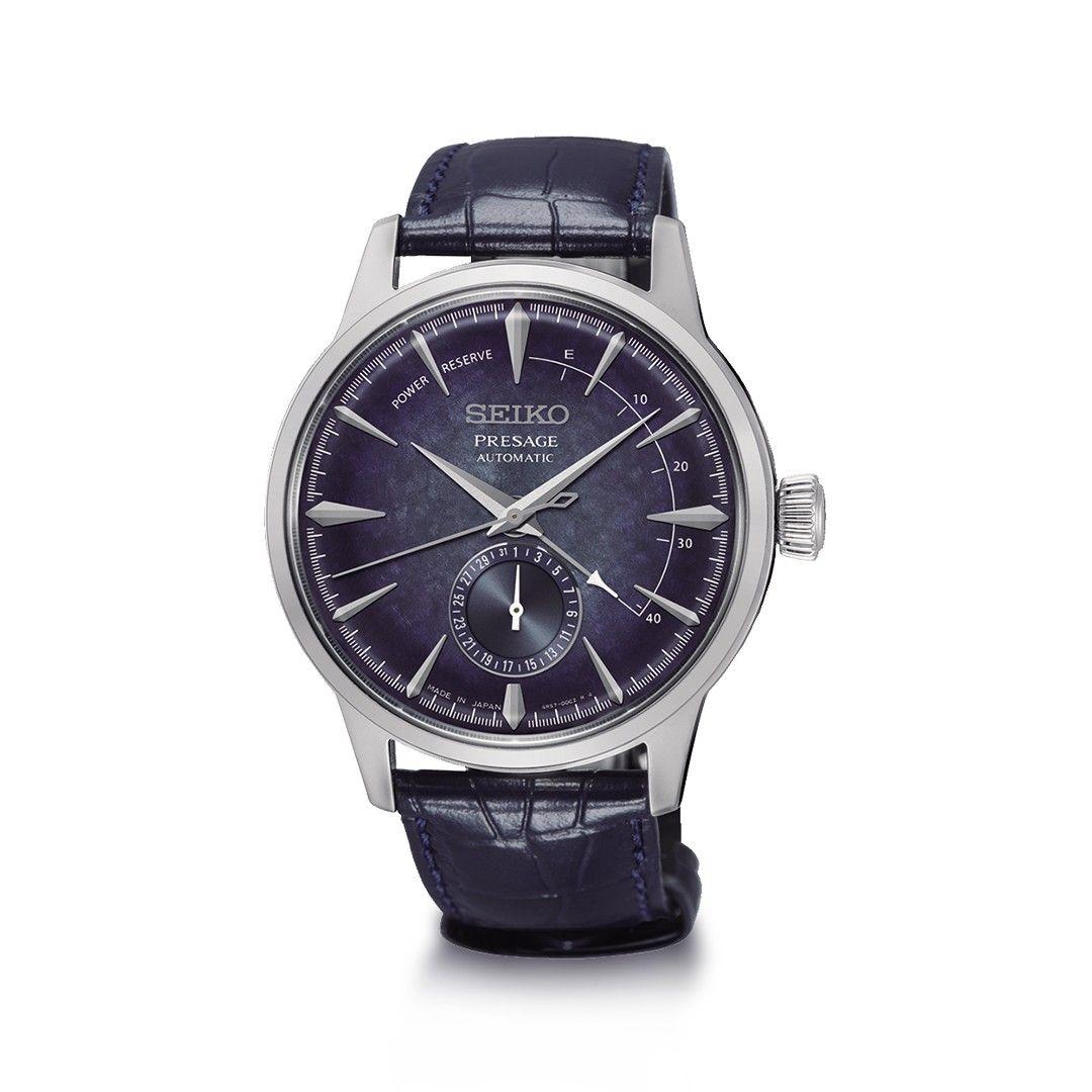 c05333b944b Relógio Seiko Presage in 2018