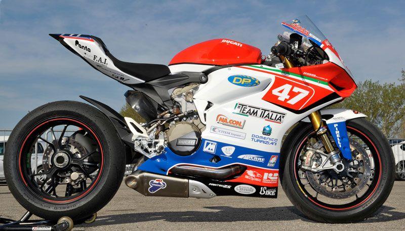 carpimoto - fiberglass racing fairing ducati panigale (front