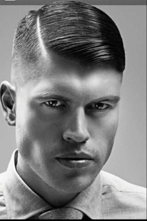 Http Www Mens Hairstyle Com Wp Content Uploads 2016 02 Mens Hair Side Part Jpg Side Part Hairstyles Mens Hairstyles Short Slick Hairstyles