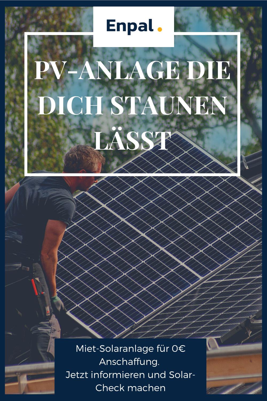 Pin auf schöne Solaranlagen auf dem Dach
