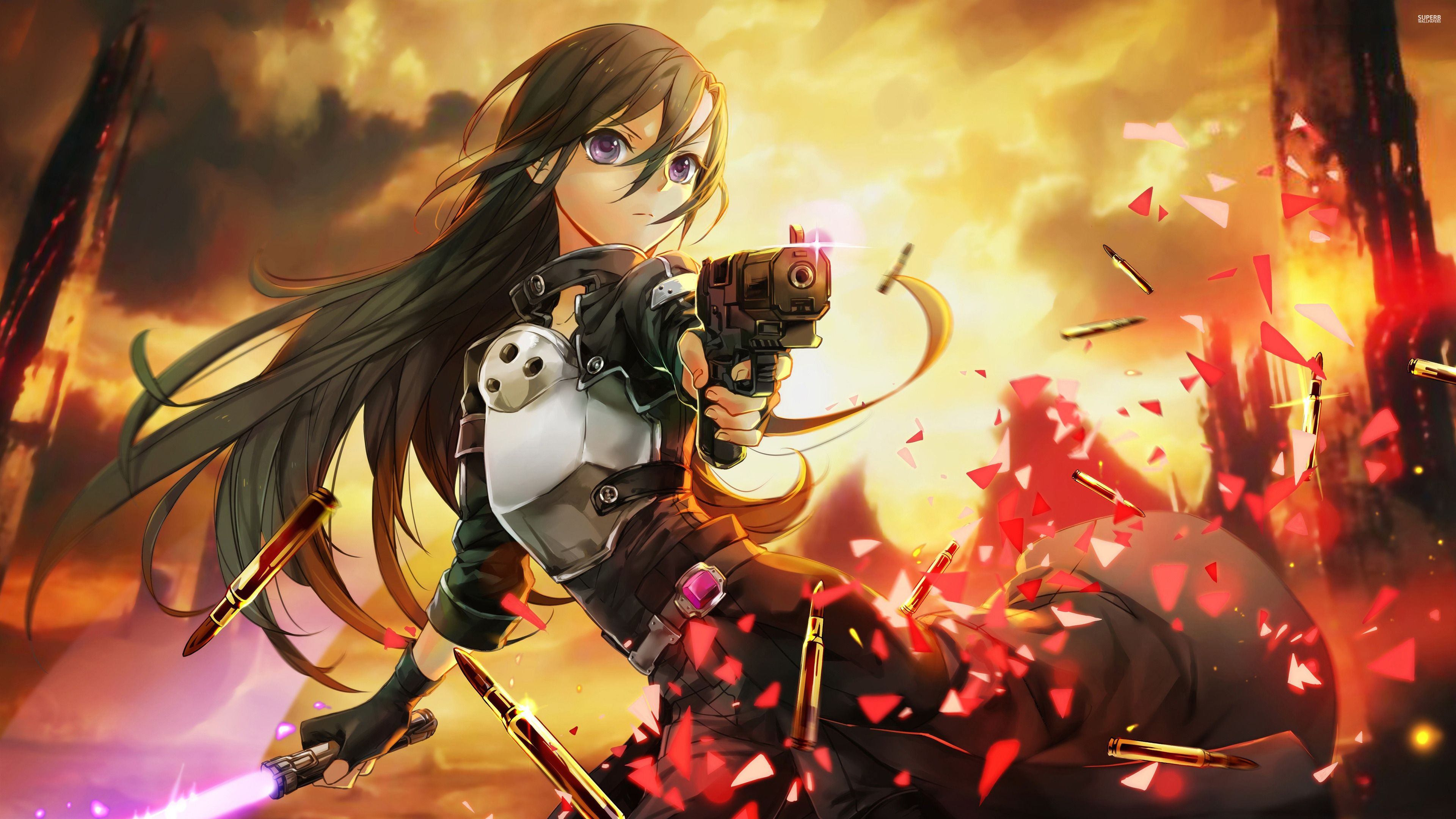 High Resolution Sword Art Online SAO Asuna Wallpaper Ultra