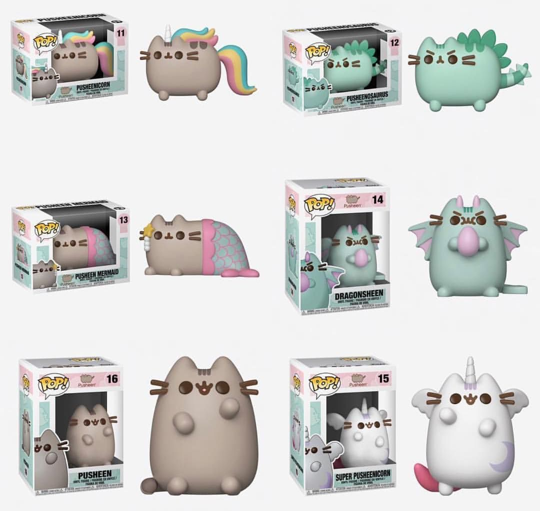 98cc4e6997c More Pusheen Pops are coming soon! Repost @anerdydad | Miscellaneous ...