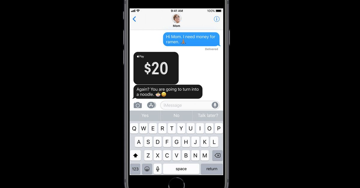 Apple Pay Cash starts rolling out to iPhone users in the