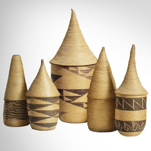 Tribal Baskets from Burundi