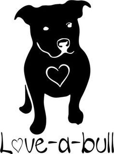 Image Result For Pitbull Svg Pitbull Terrier Pitbull Dog