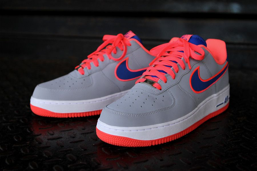 Nike Air Force 1 Wolf Grey | Sneaker | Kith NYC