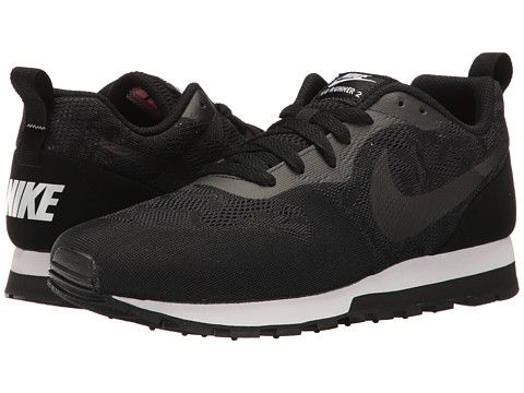 Nike Md Runner 2 Br Very Comfortable Fits My Wide Feet Very Well Nike Shoes Black Shoes Women