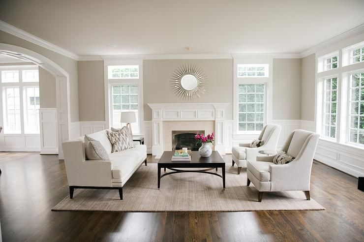 Transitional - living room   Transitional living rooms ...